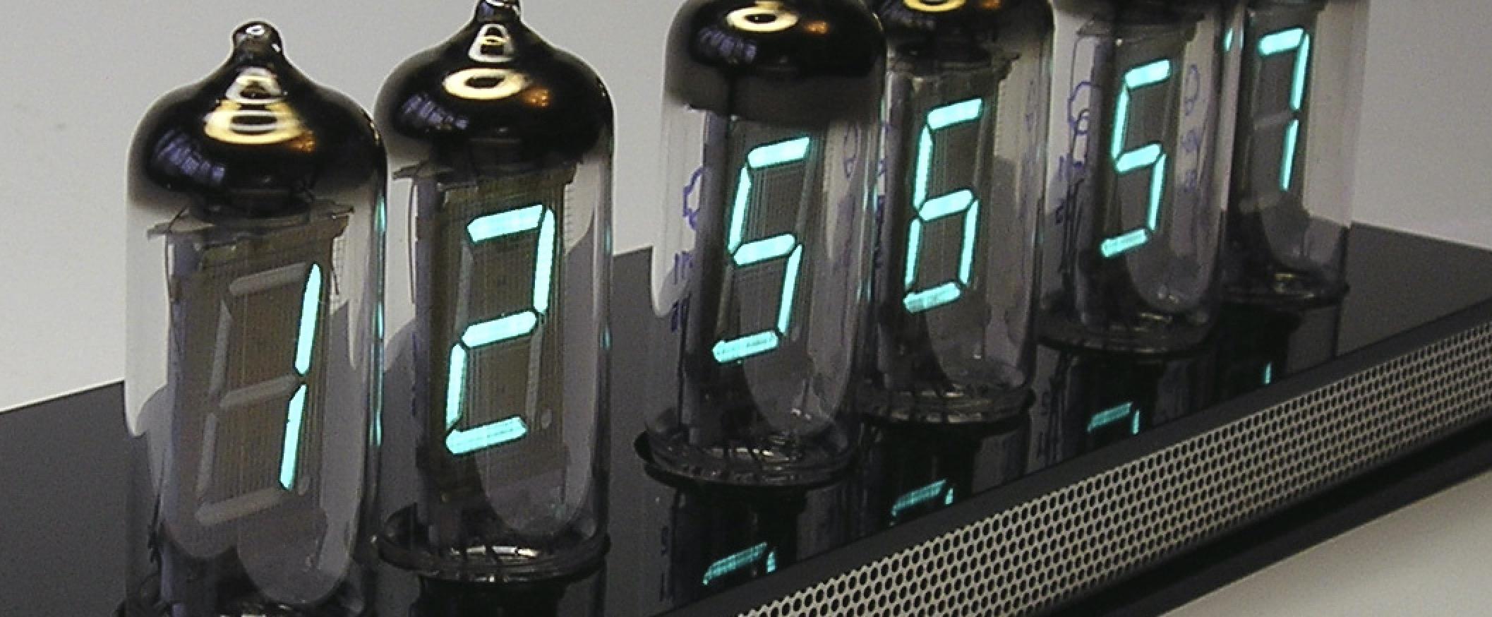 vfd clocks