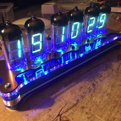 VFD clock IV11