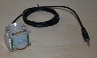 PIR motion sensor for nixie clock